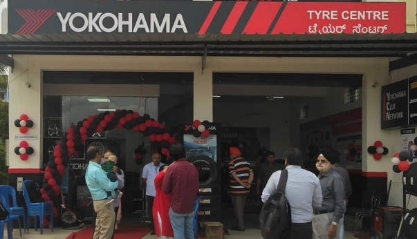 Yokohama India Opens New YCN in Bangalore